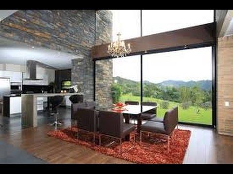 Dise o de interiores de casas campestres cortinas y for Decoracion de interiores medellin
